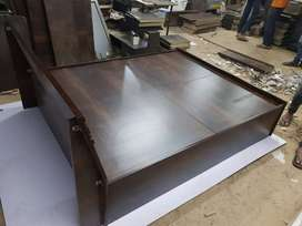double bed manufacture in factory rate