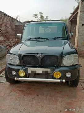 Mahindra Scorpio 2004 Diesel Well Maintained