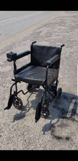 customized electric wheelchair