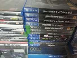 Ps4 used games for sale