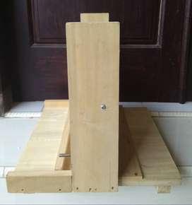 Wooden Book Binding