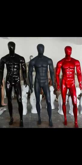 All type male mannequin glossy and Matt colour our best price