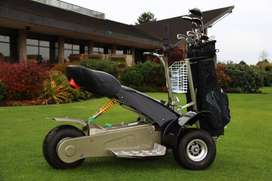 New Battery Operated Golf Cruiser