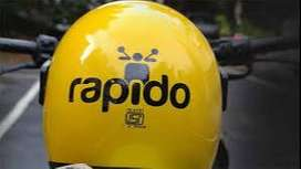 Be your boss by working in Rapido