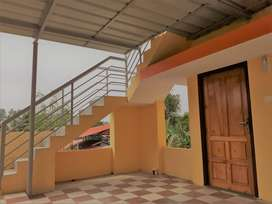 2BHK House for Rent (1st Floor) at Pattom, Trivandrum