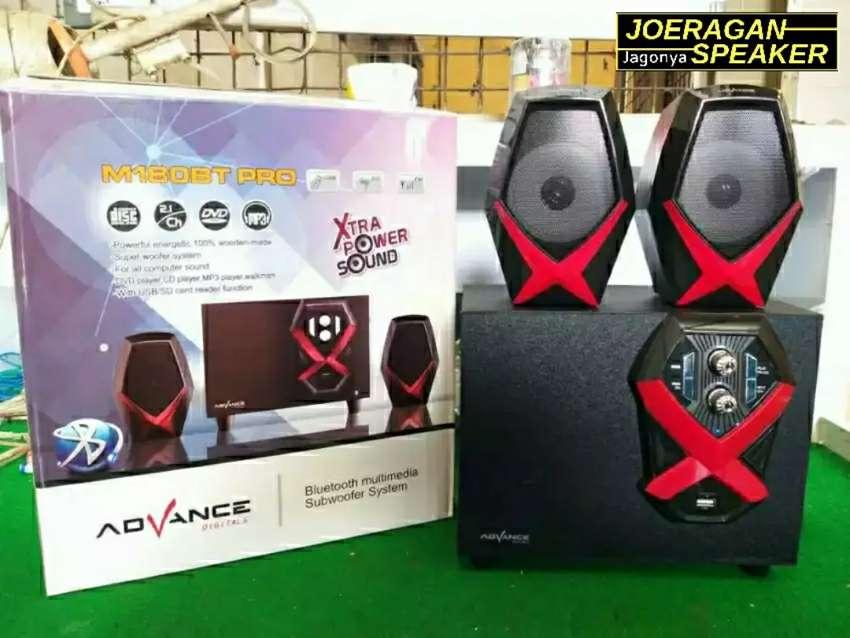 M180bt pro Speaker Aktif Bluetooth 0