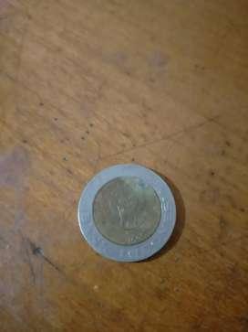 Uang seribu logam sawit ,, yang hoby koleksi ayo di kepo in no wa sama