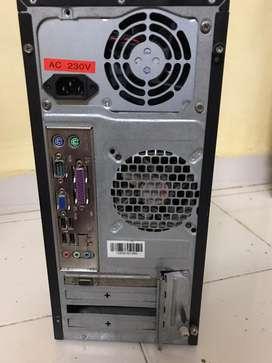 Cpu new ram 1 gb