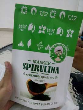 Masker spirulina Premium since 2009