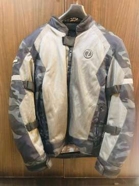 Rynox riding jackets (size small)