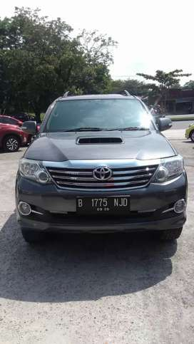Fortuner 2015 4x4 Solar A/T