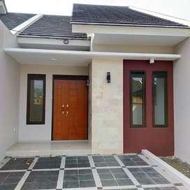 Dijual Rumah BARU, Cisaranten Kulon STRATEGIS dekat Jalur Angkot 750jt