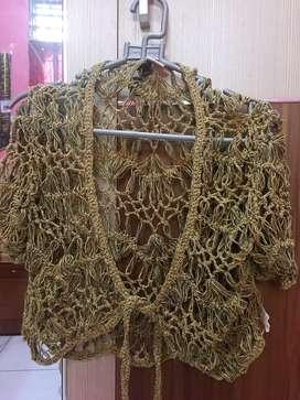Sweater crop cewek