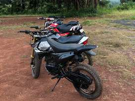 Sinnin Apache 200cc Extreme Machine