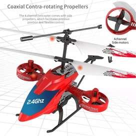 Helikopter RC JJRC JX02 Than Banting vs Drone Pesawat Mobil Off Road