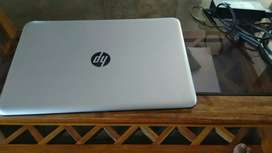 Extremely new condition Hp laptop urgent saling