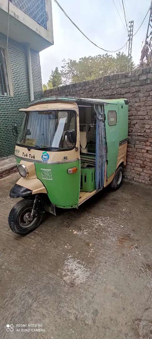 rikshaw tuktuk very good condition 0