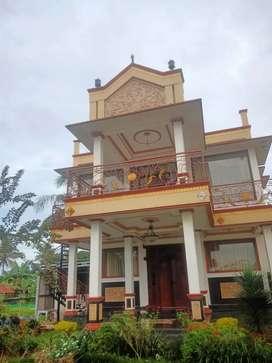 Rumah villa murah dan nyaman