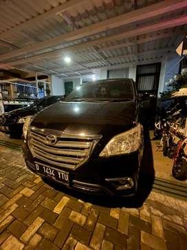 Toyota Innova V matic bensin 2015 no minus, mulus tt terios rush