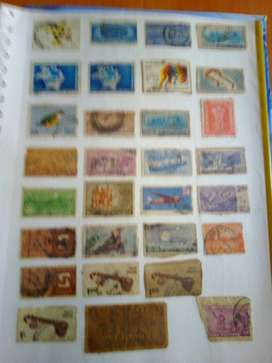 I want to sell my stamp collection, more than 400