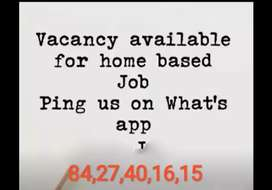 Full time part time job offers home based data entry work