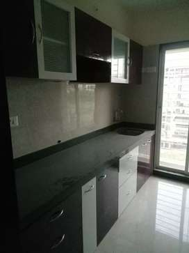 Available 2 BHK flat near by market.