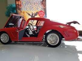 Ferrari 250 GT car scale model