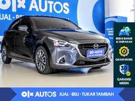 [OLX Autos] Mazda 2 1.5 GT Skyactiv A/T 2017 Abu - Abu