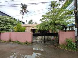 10.5 cent Land with 1300sqft house for sale