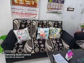 5 seated sofa