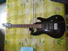 Ibanez gio. Electric guitar with Digitech element processor