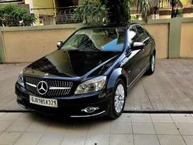 Mercedes-Benz New C-Class 2008 Petrol 65000 Km AMG German ed Automatic