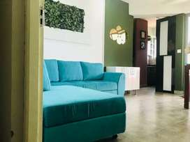 1 BHK fully furnished apartment info park