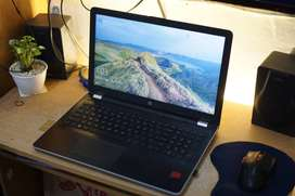 BU! Laptop HP 15 BW064 / ssd125 gb & hdd 1 TB / ram16gb DDR4