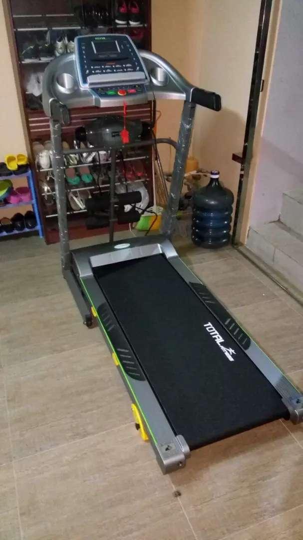 Promo..tl 288 big Power Treadmill elektrik