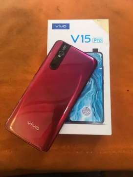 Vivo v15 pro available at the best price with bill box