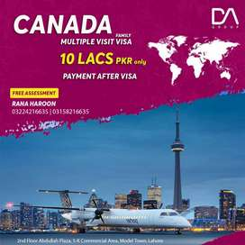 Canada Multiple family visit visa 0 advance. And other countries