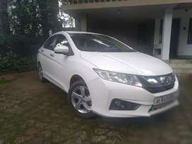 Honda City 2016 Petrol Well Maintained which is done only 49000 km