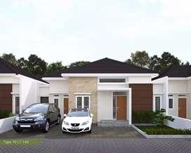 Rumah tengah kota jl rambutan/Arifin Ahmad / jl Arengka/Soekarno hatta