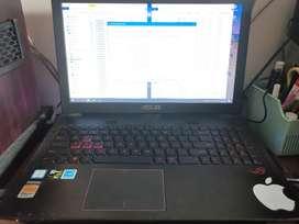Laptop Asus ROG GL552VX