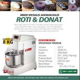 Mikser Roti & donat   Mixer Spiral 8 Kg 20 liter Di balikpapan