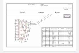 Housing site available near ganith nagar