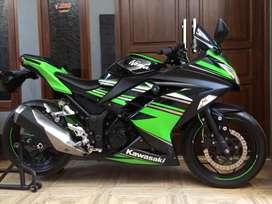 KM 6rb Kawasaki Ninja 250 SE KRT 2017 superb