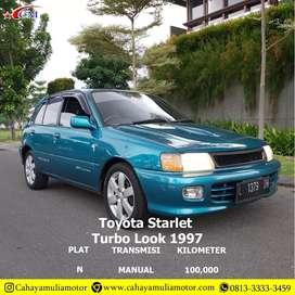 Starlet Turbo Look 1998 MT nik 1997 tt civic estillo katana 1999 ferio