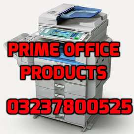 A3 size color Digital Photocopier supported upto 300 gsm Paper at POP