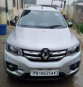 Renault KWID 2019 Petrol urgent sale 53000 Km Driven