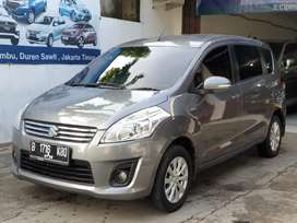 Suzuki Ertiga GL AT Thn 2013 TDP 6 Jt Good Condition
