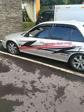 Jual Honda City type Z thn 2001