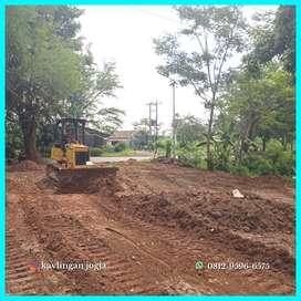 Tanah Muyudan Sleman, Mangku Jalan Utama