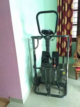 Arofit manual treadmill